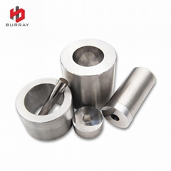 Professional Stamping Tungsten Material Mold Components Round Tooling