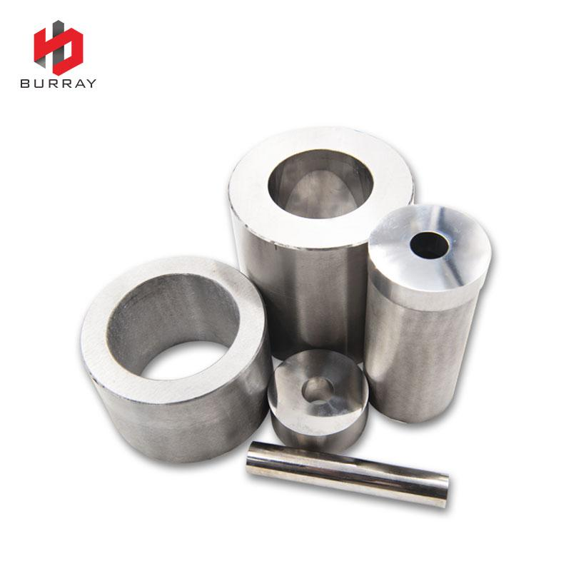 Professional Stamping Tungsten Material Mold Components Round Tooling 2
