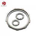 YG6 High Hardness Tungsten Carbide Seal Ring 3