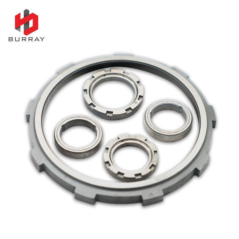 YG6 High Hardness Tungsten Carbide Seal Ring 4