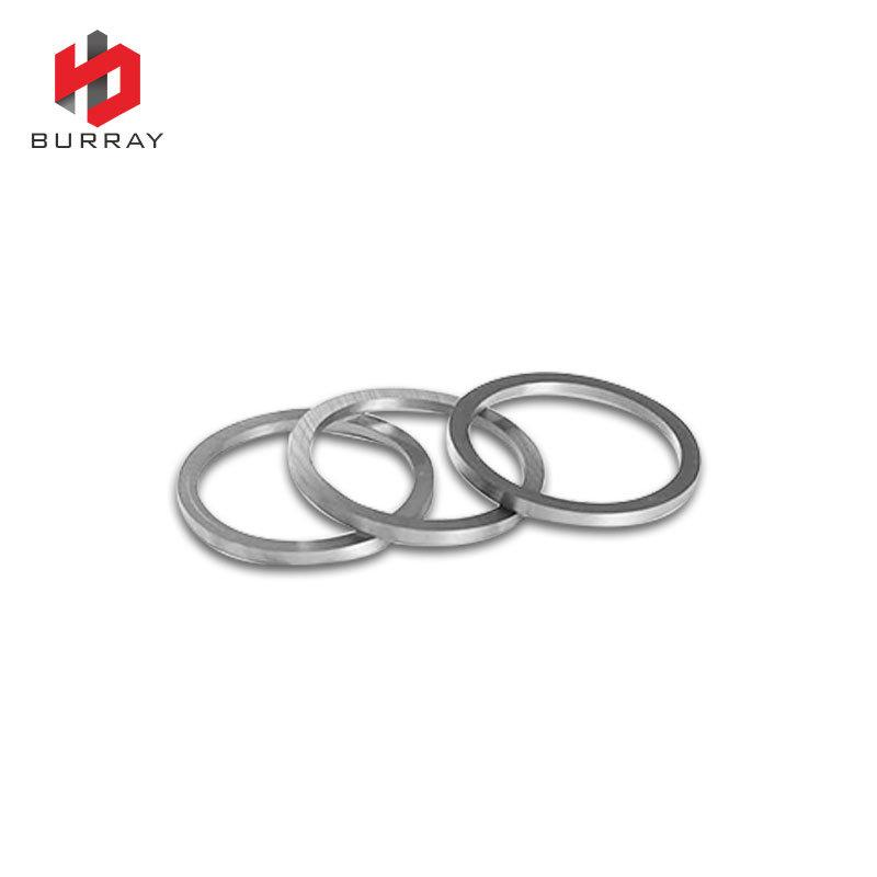 Gray Blank Unground O-ring Mechanical Cemented Carbide Seal Ring 2