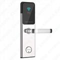 MIFARE RFID Card Smart Safe Hotel Door Lock KXG-H1