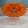 30寸真双层直杆纤维广告伞创意伞东方名源酒店商务伞礼品伞广告伞 5