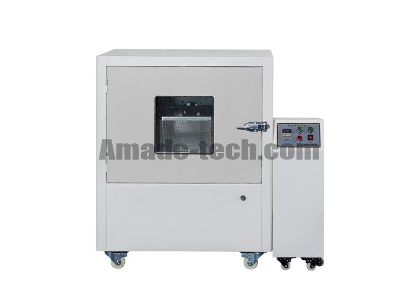 Battery Projectile Tester Burning Testing Machine for UL2054 1