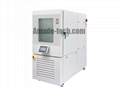 Battery temperature cycling test chamber