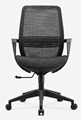 New mechanical mid-back all mesh design office chair