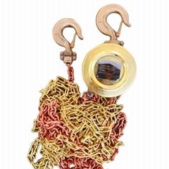 防爆倒链铍青铜起重防爆手拉葫芦铝青铜石油起重葫芦