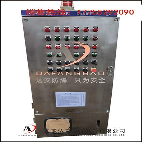 廢水處理正壓防爆櫃 2