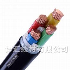 高壓低壓鋁合金電力電纜 博匯線材