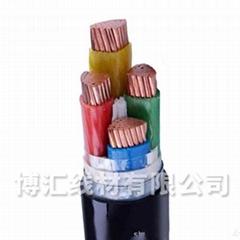 耐高温防火电力电缆 博汇线材