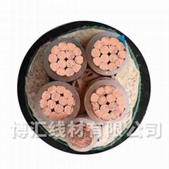 柔性防火电力电缆 博汇线材