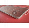 Woven Mesh Fabric Baking and Drying Trays