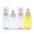 PETG Plastic Bottles With Spray Cap UPG Bottles 1