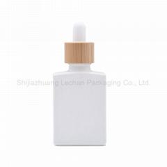 50ml Square Glass Perfume Bottle