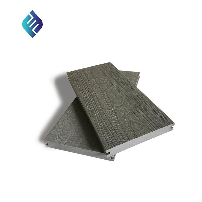 Co Extrusion Composite Decking 1