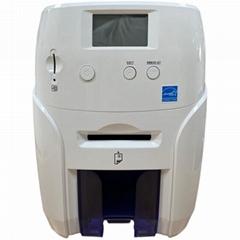 易卡証卡打印機制卡機學生卡寵物証質保卡