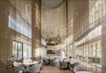 Decorative Metal Mesh Curtain for Interior Decoration Partitions