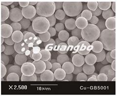 20 Years Manufacturer Nano Copper Powder 0.3-7.0um