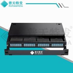 MPO / MTP high density optical fiber distribution frame