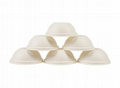 Eco Friendly Disposable & Biodegradable Dome Lid