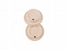 Eco Friendly Disposable & Biodegradable Hot Lid