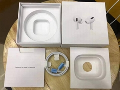 Hot Top quality Airpod Pro Wireless Headphones with Wireless Charger airpods 3   (Hot Product - 11*)