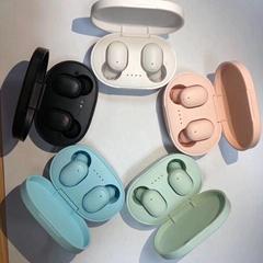 Hot Top S6 Plus  earphones Wireless bluetooth  earphones headsets headphones