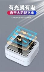 new AI6 PLus Solar  earphones Wireless bluetooth  earphones headsets headphones