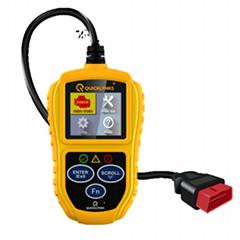 OBDII/EOBD light truck auto engine obd2 scan car scanner and diagnostic tool