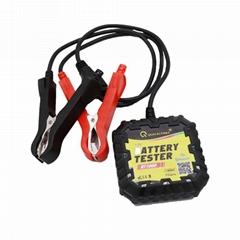 car battery load capacity internal resistance indicator checker battery tester
