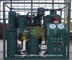 Sino-NSH Lubrication oil purifier plant for lube oil