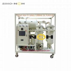 Sino-NSH Turbine oil purifier plant for turbine oil