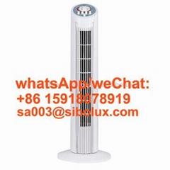 Sibolux all kinds of Tower fan/plastic bladeless standing fan/ventilador