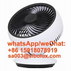 6 inch USB air circulation fan/mimi portable hand hold desk fan/table fan