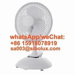 6 inch plastic fan Desk & Clip 2 in 1 mini fan/table fan/usb fan home appliances