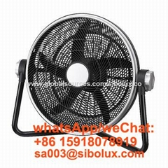 """20 inch plastic box fan/20"""" floor fan for office and home appliances with handle"""