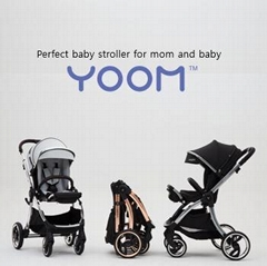 Premium Baby stroller proposal_Ofmom Korea Company(S.KOREA)