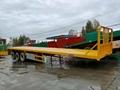 Flatbed Semi-trailer