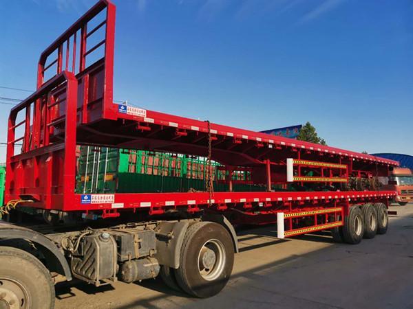 Flatbed Semi-trailer 2