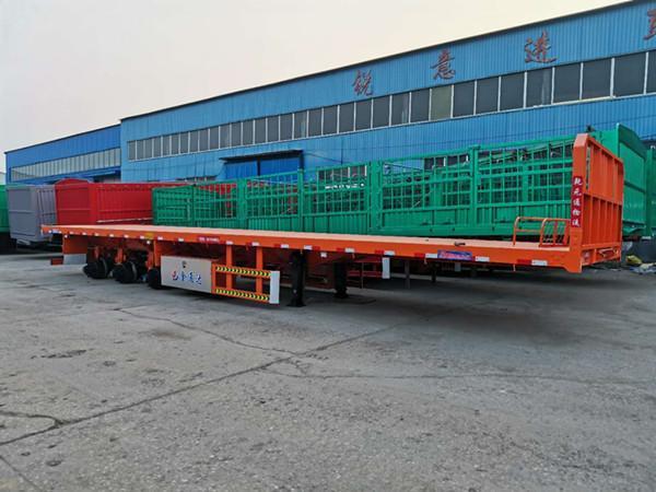 Flatbed Semi-trailer 3