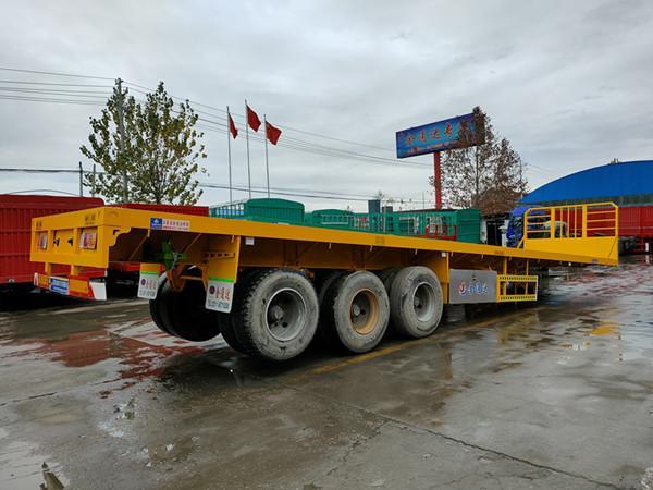 Flatbed Semi-trailer 4