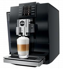 JURA Z6優瑞咖啡機商用意式智能咖啡機