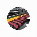 corrugated carton box folder gluer stitcher machine with double wall 5