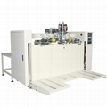 High accuracy semi automatic corrugated