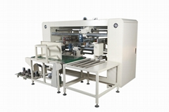 Good price for corrugated carton box stitcher with two pieces joined box