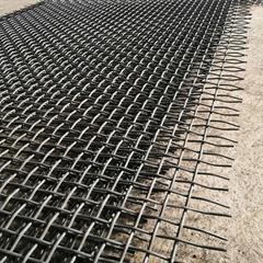 矿山机械锰钢编织筛网