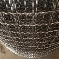 方形孔的编织网