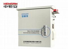 HA-VOCs3000(A型)固定污染源挥发性有机物在线报警监控系统