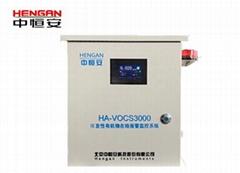 HA-VOCs3000(B型)车间及厂界挥发性有机物在线报警监控系统