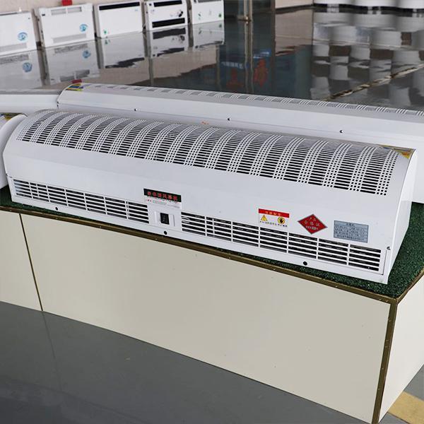 工业冷暖电热风幕机 2